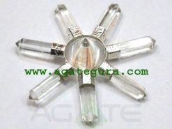 Crystal Quartz Energy Generator