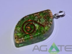 Green Eye Orgone Pendant