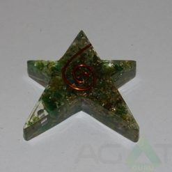 Blood Stone Orgone Star