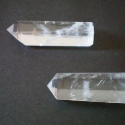 Crystal Quartz Pencil Point