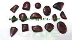 Dark-Brown-Agate-Cabochon-M