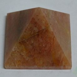 Orange Aventurine Pyramid