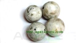 Rainbow-Moonstone-Balls Rose-Quartz Wholesaler ManufacturerBalls