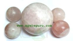 Rose-Quartz Wholesaler ManufacturerBalls
