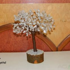 Crystal Quartz 300beads tree