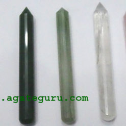 Mix Gemstone Massage wand.