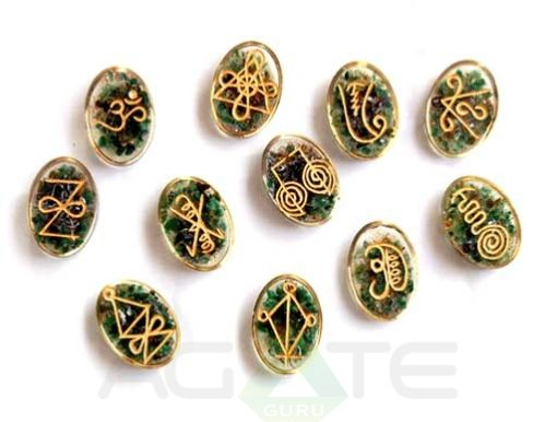 Green-Jade-Orgonite-Reiki-Karuna-Set