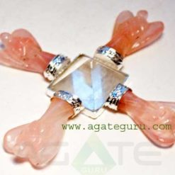 Rose Quartz Angel Healing Energy Generator