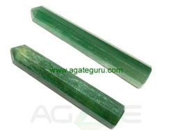 Green Aventurine Towers