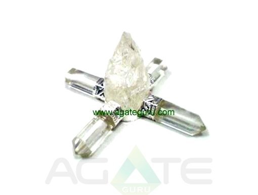 Raw Crystal Quartz Generator