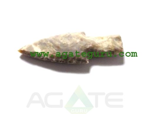 Hand Crafted Natural Shape Agate Arrowheads : Arrowhead Wholesale