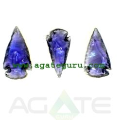 Purple-Glass-1-Inch-Arrowhe