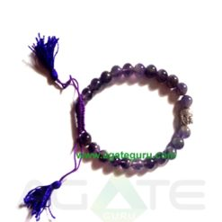 Amethyst With Buddha Face Bracelet. : India wholesaler Manufacturer
