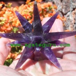 Amethyst-12-Point-Merkaba-Star