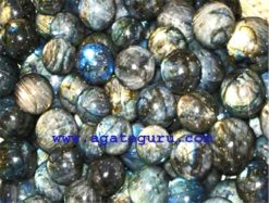 Best Quality Hot Sale Natural Labradorite Gemstone Spheres - Wholesale Gemstone Balls