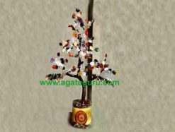 Gemstone Tree - 300pcs Chips Orgone Star Base Tree
