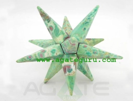 Ruby-Fuchsite-12-Point-Merk