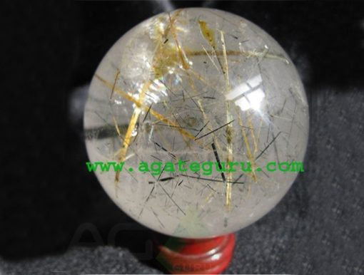 Rutilated Quartz Balls & Crystal Spheres: Wholesale gemstone Balls : Wholesale spheres