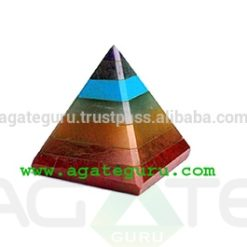 Chakra Pyramid Stone : Wholesale Pyramids Khambhat Supplier