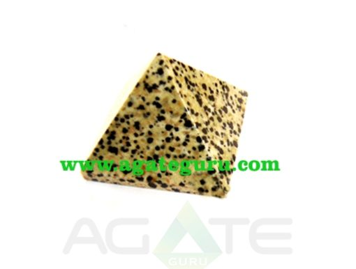 Dalmatian Pyramids from Spheres : Wholesale Pyramids Khambhat Supplier