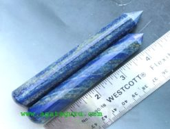 Lapis Lazule 16 facet massage wands : Wholesale Gemstone Healing Massage Wands
