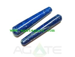 Lapis Lazuli : Latest New Age Collection : Smooth massage wands
