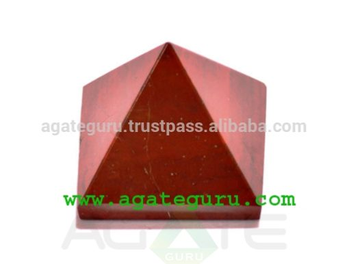 Red Jasper Wholesale Pyramids Khambhat Supplier
