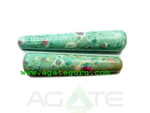 Ruby Fuscite : wholesale massage wands : Latest Metaphysical Collection