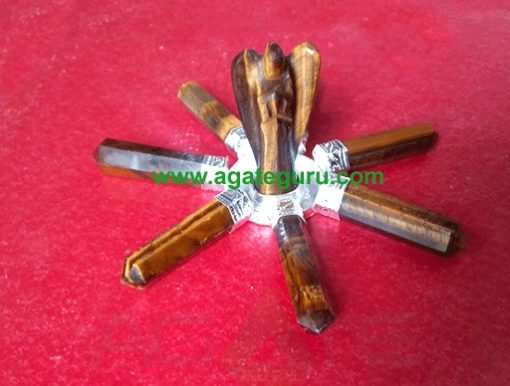 Tiger Eye Angel Generators : 2016 New Arrival : Metaphysical Products