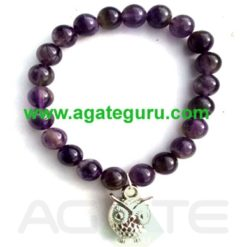 amethyst-beads-with-owl-face