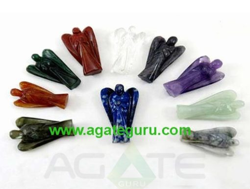 Assorted High Grade Stone Angels