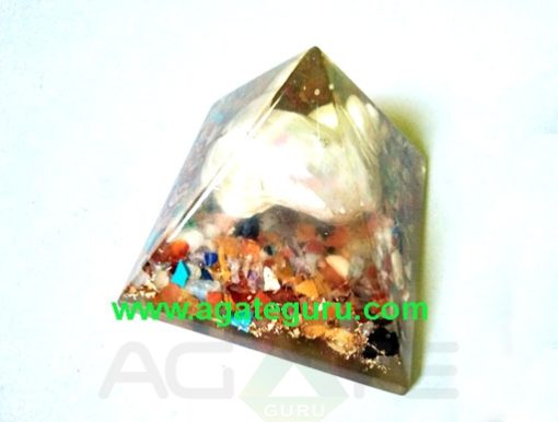 The Power of Orgone Pyramids : Wholesale Ogonite Pyramids