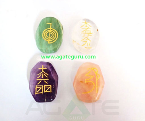Assorted-Uneven-USai-Reiki-Set