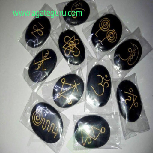 Black-Agate-Karuna-Engraved-Set