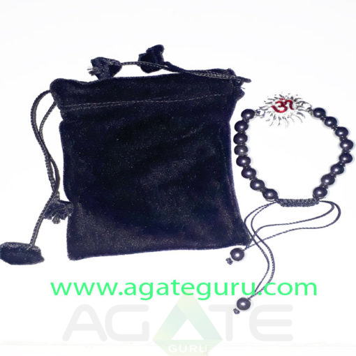 Black-Gemstone-Yoga-Bracelet-With-Pouch