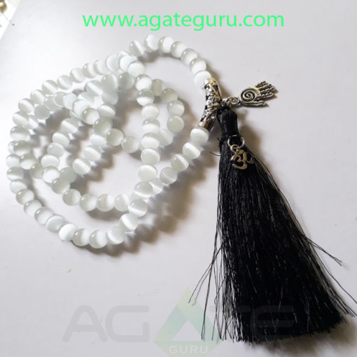 Crystal-Selenite-Jaap-Mala-with-Hamsha