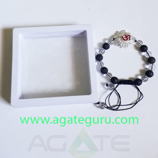 Mix-Lava-Crystal-Quartz-Beads-Bracelet-With-Gift-Box