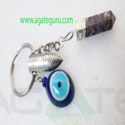 Amthyst-Orgone-Pencil-With-Bullet-Keychain