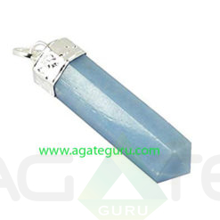 Angelite-Gemstone-Pencil-Pendent