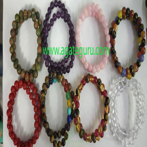 Assorted-Gemstone-Bracelet