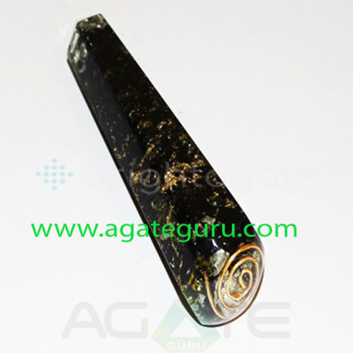 Black-Tourmaline-Orgone-Faceted-Massage-wands---Copy