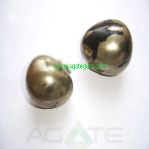 Golden-Pyrite-Egg