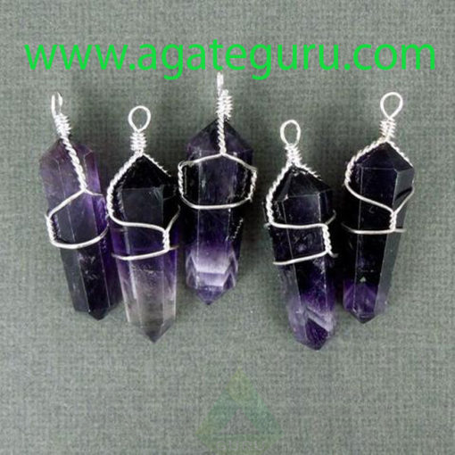 High-Grade-Amethyst-Wire-Wrap-Pendent