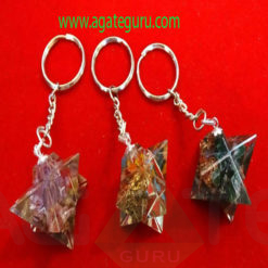 Orgone-Markaba-Star-Key-Ring