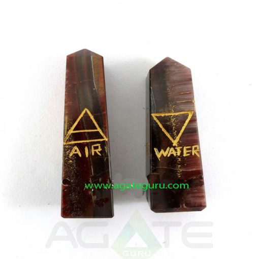 PW1007-Red_Tiger_Eye_Agate_5_Element_Engraved_Tower-thecrystalwaves