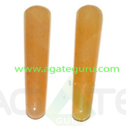 Yellow-Quartz-Gesmtone-Smoodh-Massage-Wand