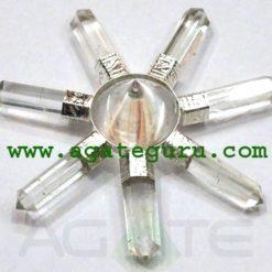 Crystal Quartz Energy Generator