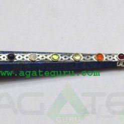 Lapis Lazuli Cone Shape Chakra Healing Stick