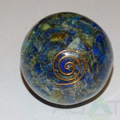 Lapis Lazuli Orgone Ball