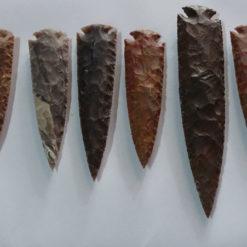 5 to 8Inch Arrowheads